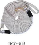 良質乗馬装置の馬の綿の鉛ロープ
