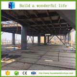 Construction neuve de projet d'usine de structure métallique d'isolation thermique à plusiers étages