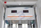 """IP20 19 """" Gabinete de rack de dados eléctricos com bandeja de cabos da cablagem"""