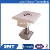 MITTLERE Solarschelle und Enden-Schelle für PV-Halterungen