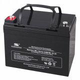 Bateria de chumbo-ácido Sunstonepower 12V33ah Bateria de ciclo profundo