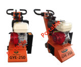 Changer facilement la fraiseuse Gye-250 de piocheuse d'étage d'Assemblée de tambour
