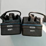 Chariot de traite des pièces Pulsators électrique Le20 avec 2 sorties
