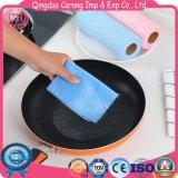 Non-Woven тип ткань крена чистки для домоустройства
