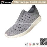 Chaussures neuves de femmes de sports de chaussures occasionnelles de Flyknit de Slip-on de Stlye 20156-5