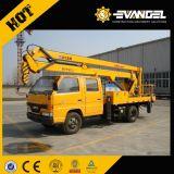Vrachtwagen van het Platform van het Werk van de Prijs van de fabriek de Hydraulische 17m Lucht (XZJ5060JGK)