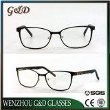 Nuevo producto de estilo de moda gafas Gafas de Metal Marco óptica gafas