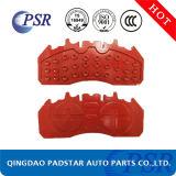 Boa placa traseira de ferro de molde das almofadas de freio das peças de automóvel da aparência