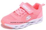 Дети спорта работает Sneaker Pimps обувь с верхней Flyknit (054)