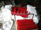 Красный полиуретан штанги, PU штанги, пластичные штанги, штанга полиуретана, штанга PU, пластичная штанга