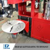 Máquina que hace espuma de la tira del lacre del poliuretano