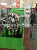 Machine de construction de pneu de ressort pour des motos et des bicyclettes