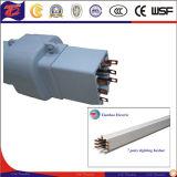 Lumière de logement de PVC de prix usine et barre omnibus de puissance