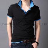 camisas de polo de 2015 100% hombres del algodón (ELTMPJ-513)