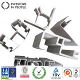 Profils en aluminium/en aluminium d'extrusion pour Industy (RAL-238)