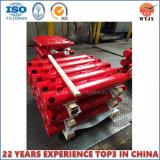 Qualitäts-teleskopisches hydraulisches für Bergwerksausrüstung-Stützzylinder