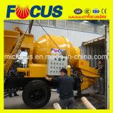 Jbt30 Diesel Bomba de concreto con el uso Mixer-Pumpcrete