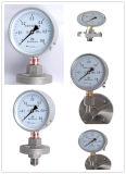 I -整形フランジYtp - 100mfiダイヤフラム-高品質のシールの圧力計