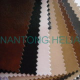 PU Microfiber Suede Leather Leather