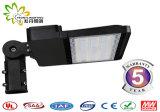 Luz de rua aprovada do diodo emissor de luz do diodo emissor de luz Shoebox 200W do UL Dlc ETL do FCC de RoHS do Ce com 5 anos de garantia