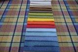 現代デザイン快適なソファー物質的なファブリックソファーカバー