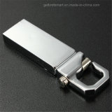 Full Metal Gancho Clave especial USB Flash Drive de regalo