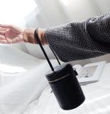 De Vrouwen van het leer doen de Echte Handtas van het Leer van de Koe voor Dames in zakken