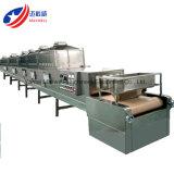 Essiccatore di a microonde e forno continui industriali dello sterilizzatore per le patatine fritte
