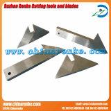 Лезвие вырезывания ножа тяпки утиля металла высокой интенсивности