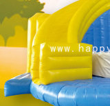 Sofà personalizzato gonfiabile del Bouncer per lo sport di caduta libero