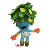 Doll van de Pluche van Gigi van de Mascotte van de Bevordering 2015 van Fanta
