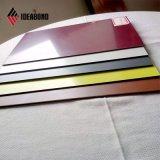 Ideabond различных обработка поверхности двойных боковых алюминиевых композитных панелей
