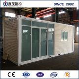 Travailleur de dortoir de conteneurs préfabriqués personnalisé chambre à coucher avec cuisine toilettes