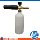 A lança de espuma ajustável com Cooneector Lavor de arruela de pressão