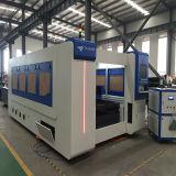 Máquina de estaca da câmara de ar do laser da fibra na indústria dos mercadorias da cozinha