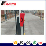 Контроль доступа с помощью одной кнопки внутренней связи домофон Добро пожаловать Knzd-45