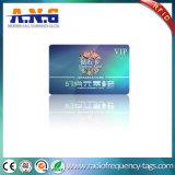 Slimme Kaart van pvc van de Laser RFID 13.56MHz de Folie Gelamineerde