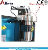 6040 5 máquina rebajadora CNC de ejes de escritorio con husillo de enfriamiento de agua de 1,5 kw