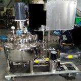 Vacío de acero inoxidable de la planta de emulsión de bitumen