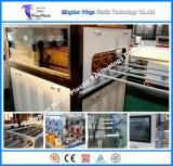 Tuyau PVC quatre tuyaux de conduites d'Extrusion, conduites en PVC de décisions de la machine de la machinerie