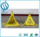 Qualitäts-Fahrbahn-einziehbarer reflektierender Regenschirm-Kegel-Sicherheits-Verkehrs-Kegel