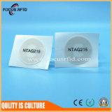 13.56MHz NXP MIFARE 1K /Ntag215/Ultralight C RFID Aufkleber mit dem Firmenzeichen gedruckt