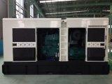 A fábrica vender 160/128kw Gerador Cummins silenciosa com marcação (GDC160*S)