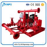 De Diesel van de Apparatuur van de Brandbestrijding Vermelde Pomp Met motor van de Brand UL