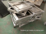 ConstructionのためのOEM Sheet Metal Fabrication