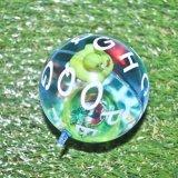 جديدة تصميم [بفك] زاهية وثب كرة [بوونس بلّ] عادية