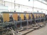 De Apparatuur van Hardening&Tempering van de inductie voor het Verwarmen van de Staaf van 6m