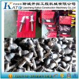 Morceau Kt 30/70mm de tranchoir d'exploitation de sélection de découpage de broyeur de charbon
