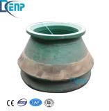 Марганцевая сталь Minyu MSP300 и мантии для конусная дробилка подбарабанья