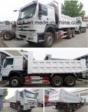 Sinotruk HOWO 6X4のダンプカーのダンプトラックのダンプトラックZz3257n3447A1